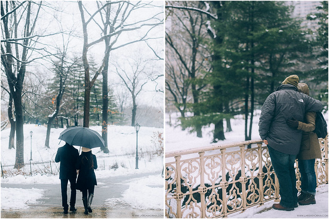 Snow Storm Juno NYC