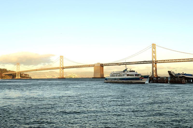 Ferry at Embarcadero