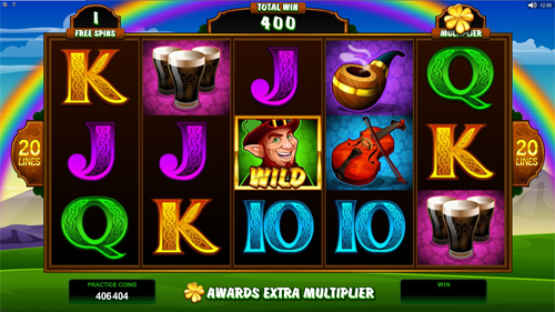 Lucky Leprechaun Free Spins