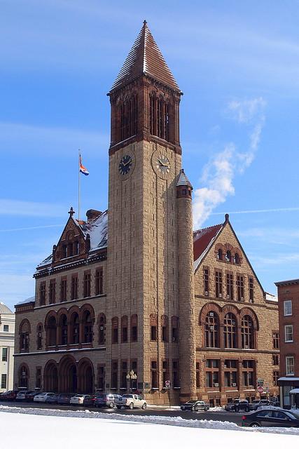 Header of Albany (city)
