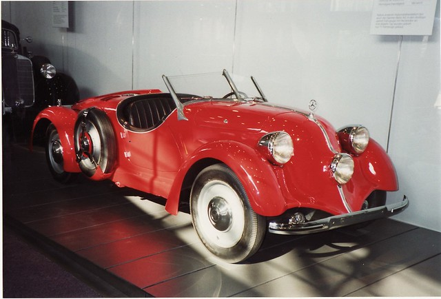 Image of 150 Roadster (W30)