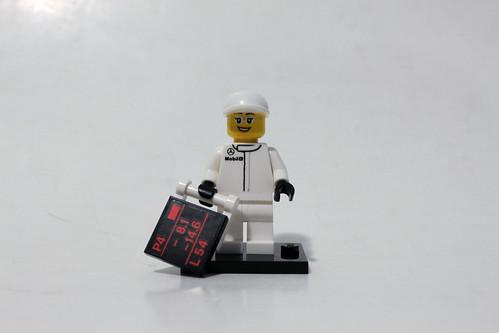 LEGO Speed Champions McLaren Mercedes Pit Stop (75911)