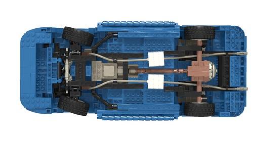 1994 Mustang GT bottom