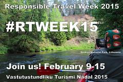 Responsible Travel Week 2015