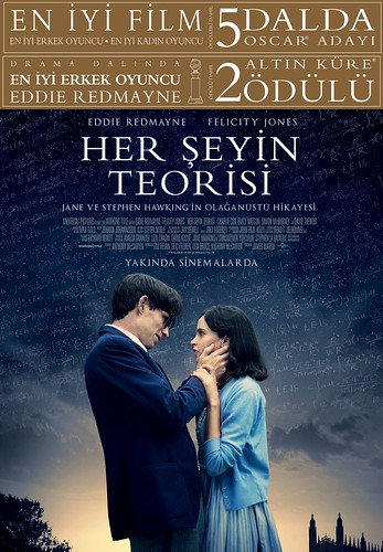 Her Şeyin Teorisi - Theory of Everything (2015)