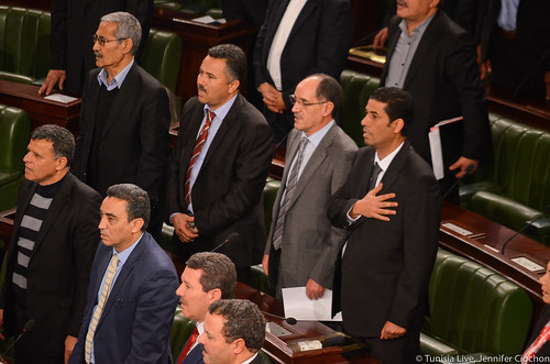 Tunisia's Ruling Coalition Facing Fresh Difficulty