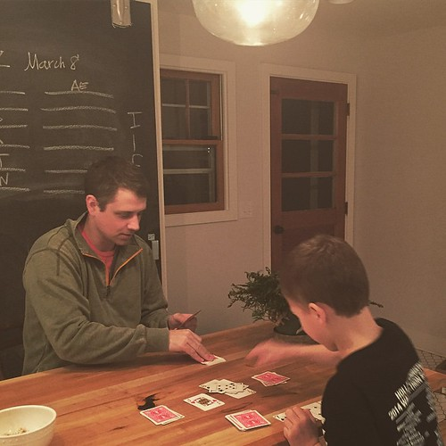 Bedtime speed match. #cards #games #speedcardgame #ilovegames