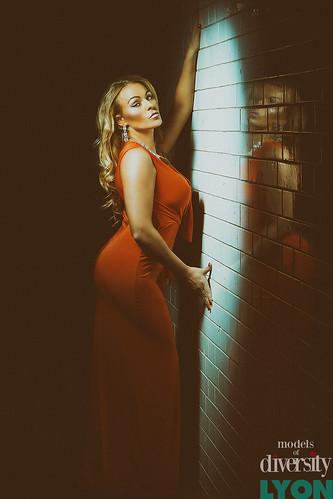 Model: Amy Ivy Ellise for Models of Diversity