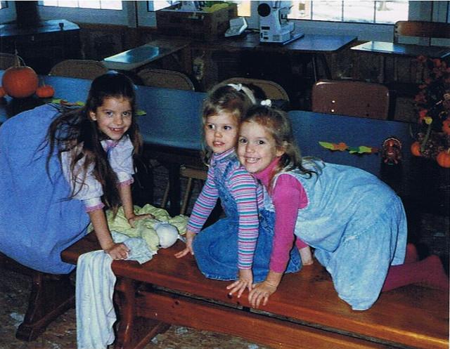 Leah, Cassia & Susannah - Seven Sisters Blog