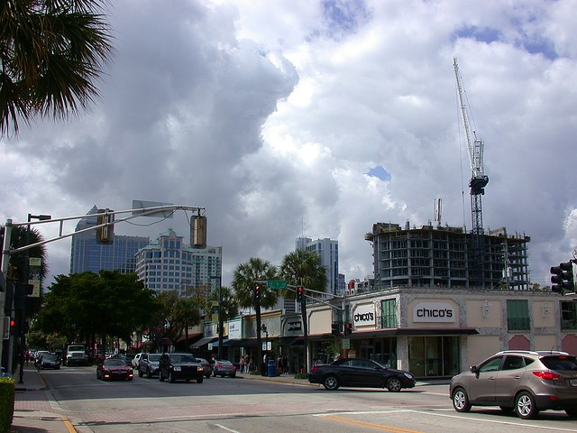 Downtown Ft. Lauderdale