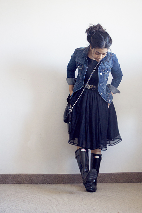 blog tulle dress