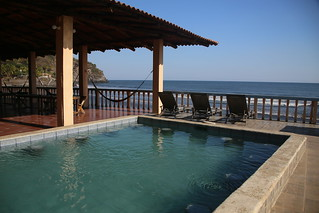 2nd pool at El Horizonte. El Zonte, El Salvador.