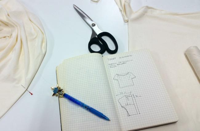 Realizzazione di un progetto: t-shirt Val's Lab