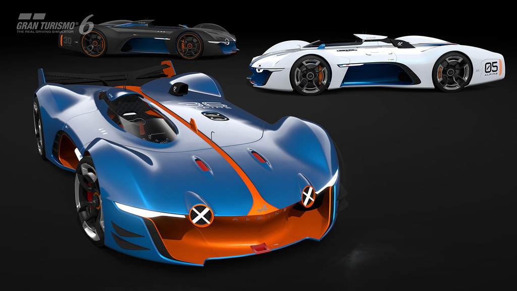 Gran Turismo 6 Update Adds Three New Vision Gt Cars Today