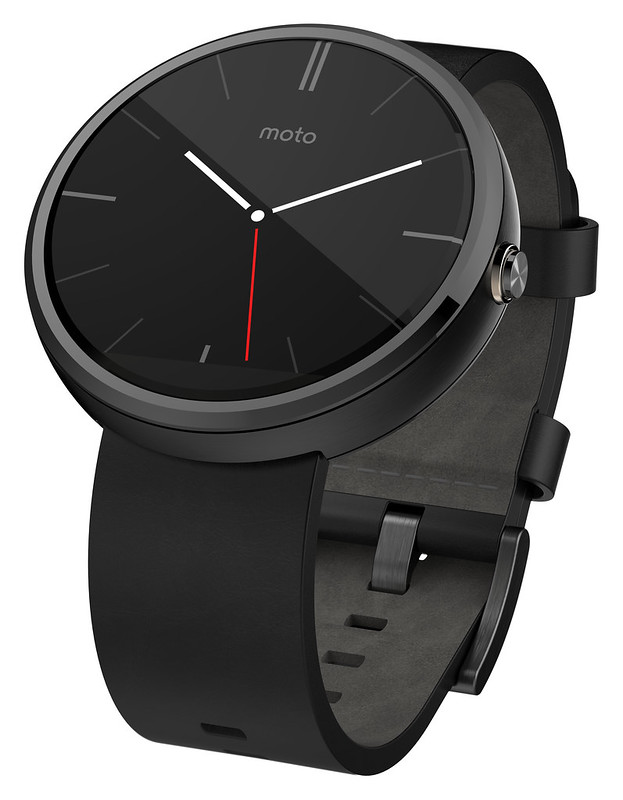Motorola Moto 360 Now Available in Singapore