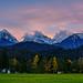 Alpen Pinkness by kanaristm