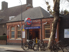 Picture of East Acton Station