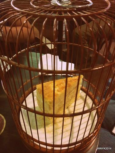 Caged Cake
