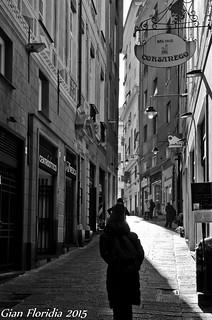 Genova: Via di Scurreria (2)