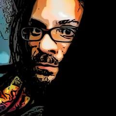 Tell me whut u see ? A bad mutha :point_up: #exX #gwada #beatmaker #caribbean #creole #exxòs #mètkakola #graphic #comic