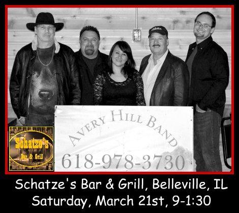 Avery Hill Band 3-21-15