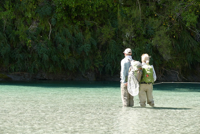 guided fly fishing new zealand