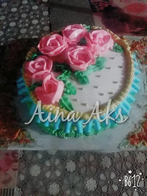 Cake by Aina Aks