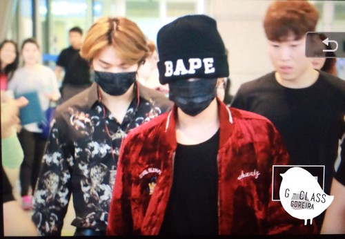 Big Bang - Incheon Airport - 26jul2015 - GDREIRA - 17