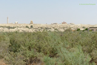 Jordan, Jordan River and surrounding  churches in the area of Jesus´ Baptism