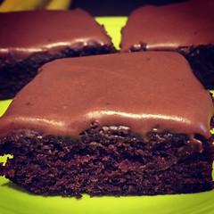 Zucchini Brownies .....