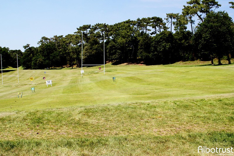 photo du golf Golf de Royan - Practice - Putting green