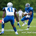 Isaac Branch Carries The Ball For TIU