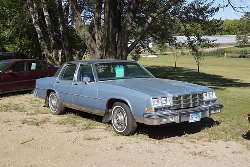 car cars automobile auto automobiles automotive 1983 buick lesabre limited diesel