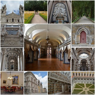 Imagen de Palacio Nacional de Mafra. fdsflickrtoys portugal mafra palácioconventonacionaldemafra mosaic