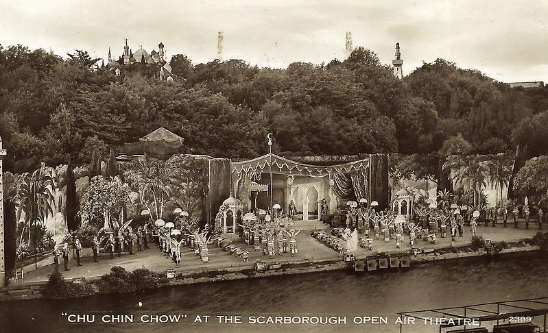 Chu Chin Chow 1954
