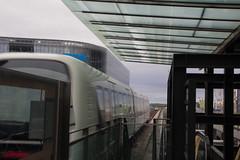 """En Copenhague el """"metro"""" va por arriba"""
