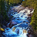 Riviere Du Sault Plat River, Northshore, St Lawrence, Cote Nord, Quebec, Canada