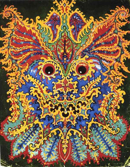 021- Louis Wain-via www.huffingtonpos