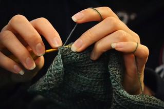 Tangling Yarn
