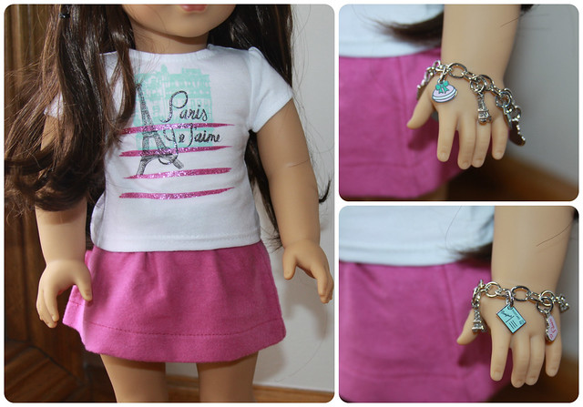 American Girl - Grace Thomas - Girl of the Year 2015 bracelet