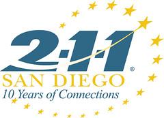 211 San Diego logo