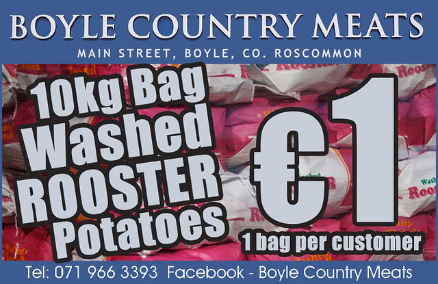 Boyle Country Meats Roosters