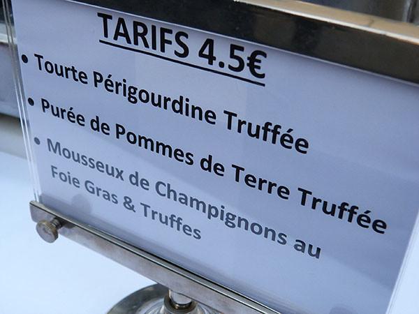 tarifs 1