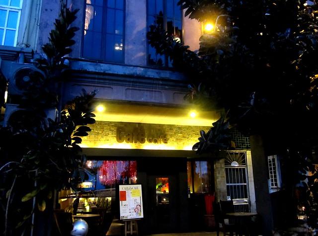 Cafe Cafe, Sibu