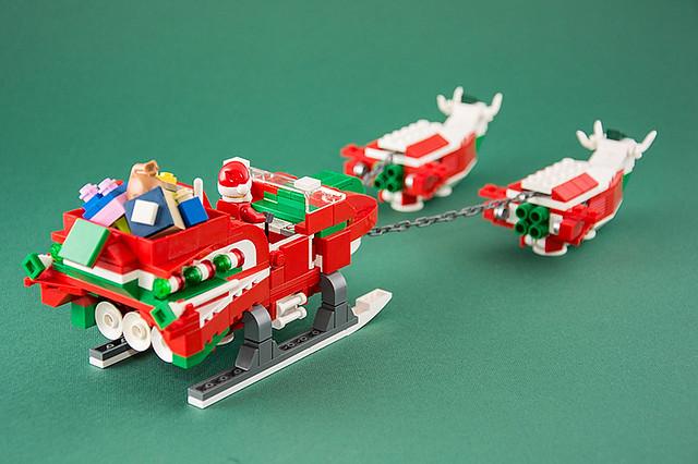Santa's speedster
