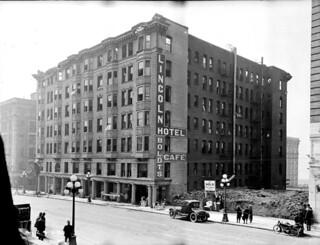 Lincoln Hotel, 1920