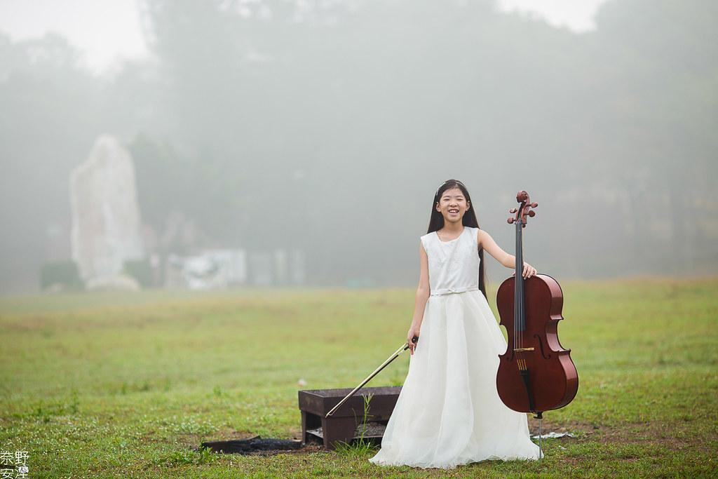 台南兒童寫真 | 清晨的走馬瀨農場,好美 6