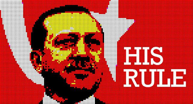 Erdogan Turkey Defends Press Crackdown