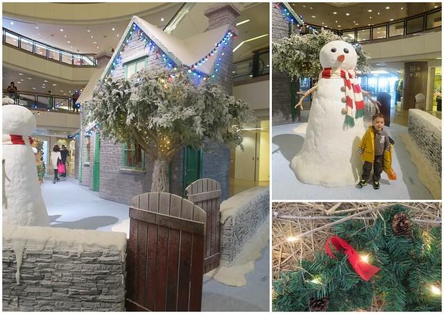 Christmas 2014 - Harbour City - Hong Kong