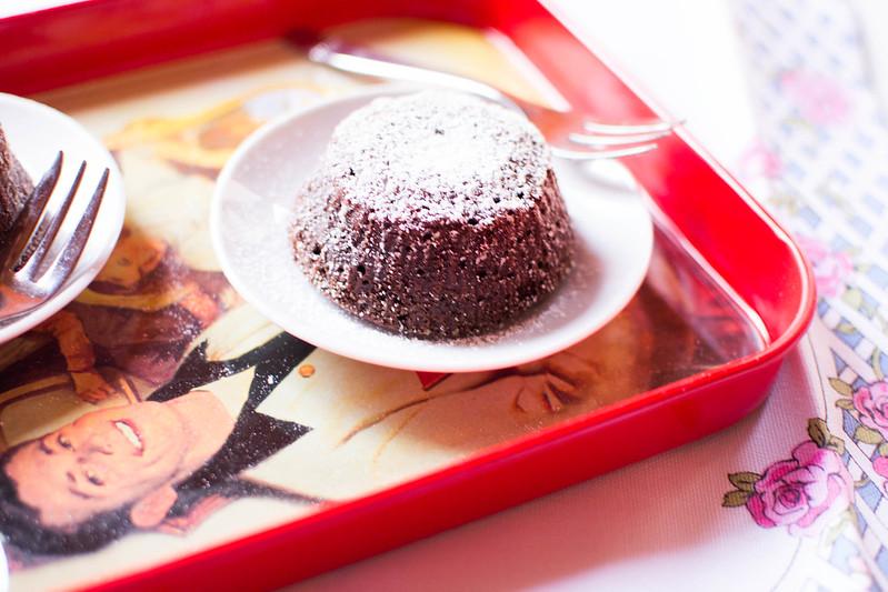 Lindt Lava Cakes